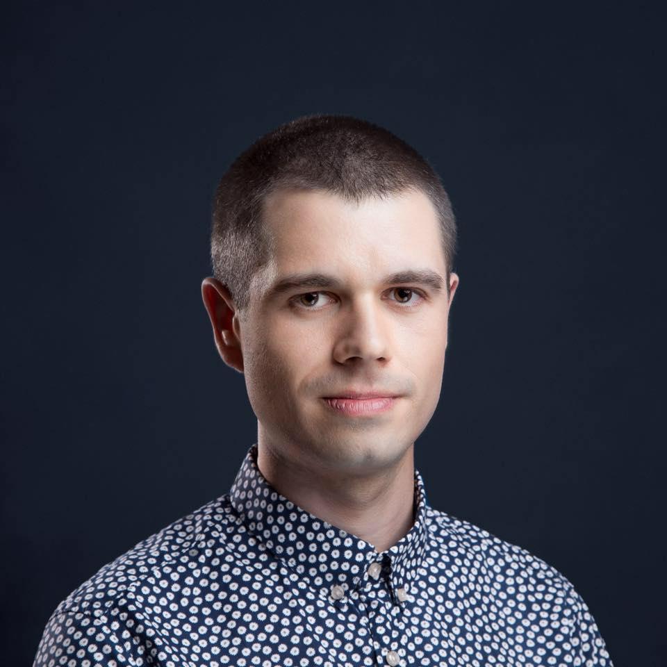 Piotr Karwatka speaker at Meet Magento Croatia PWA