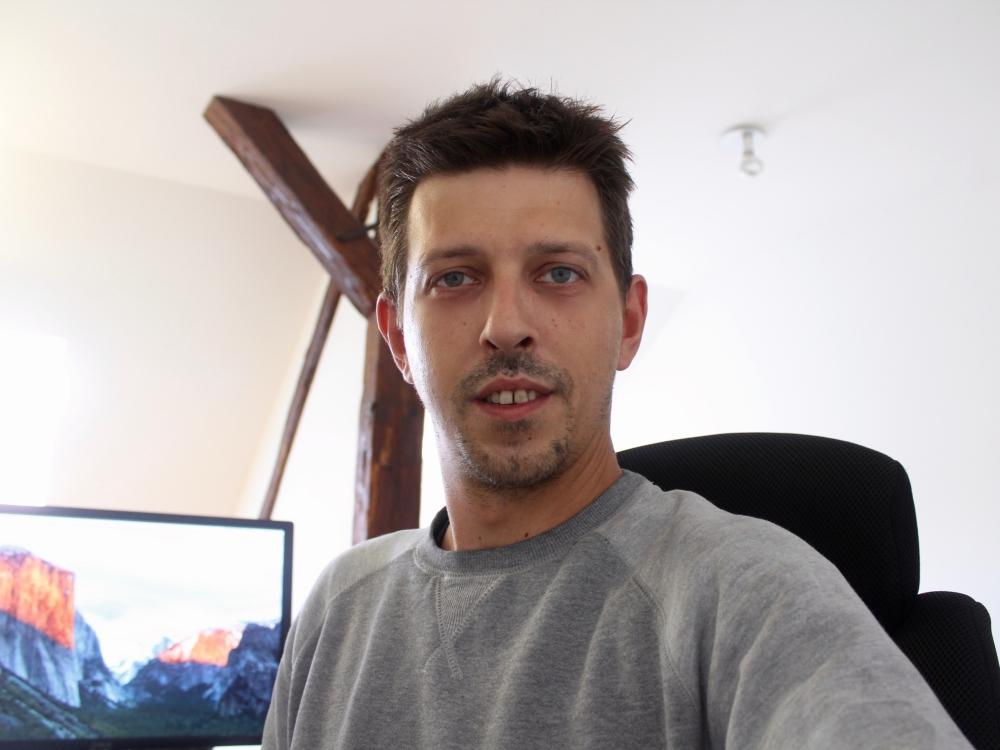 Mladen Lotar speaker Meet Magento Croatia