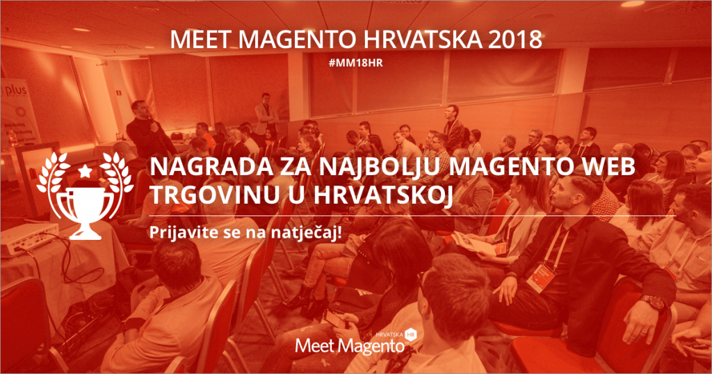 MM18HR nagrada Magento web trgovina