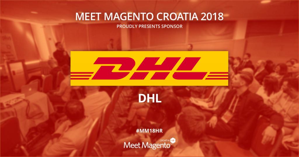 DHL as a Sponsor of Meet Magento Croatia